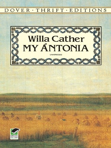 My Ántonia (Great Plains Trilogy)