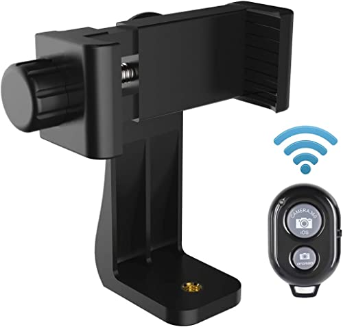 AFAITH Cell Phone Tripod Mount with Remote