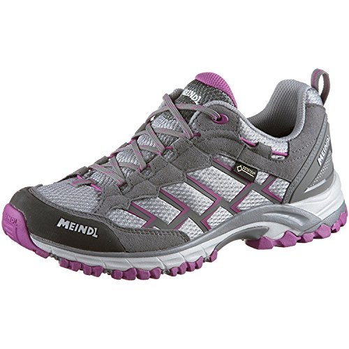 Women's GTX Grau Caribe Lady Trainers Viola Cross Meindl HwAFPanqP