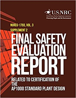 Final Safety Evaluation Report: Related to Certification of the AP1000 Standard Plant Design