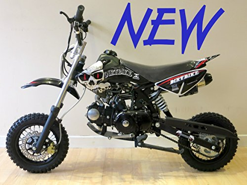 50cc Pro Pit Bike From FUNKY BIKES Latest Model! (Dirt / Motorcross / MX /...