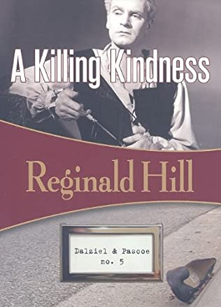 book cover of A Killing Kindness
