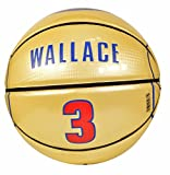 Spalding 64-574 Ben Wallace Jersey Basketball (Home)