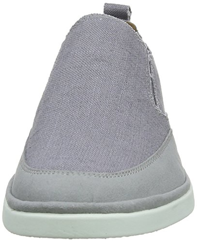 Rockport Weekend Style - Mocasines para hombre Grey Linen