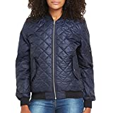 adidas Originals Womens Bomber Quilted Jacket - S