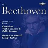 Beethoven The Ten Sonatas For Violin And Piano (Arthur Grumiaux Violin And Clara Haskil Pian