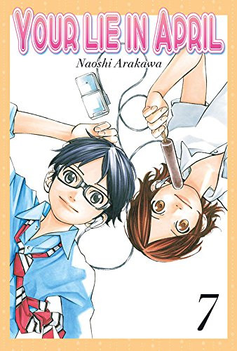 Descargar Libro Your Lie In April, Vol. 7 Naoshi Arakawa