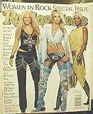 ROLLING STONE MAGAZINE # 908--OCTOBER 31ST, 2002----BRITNEY-SHAKIRA-MARY J. BLIGE ISSUE