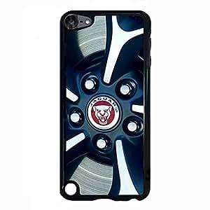 Ipod Touch 5th Hard Plastic funda,Jaguar Car Brand ALIVE Leopard Logo Cover Phone funda,Jaguar Protective Phone funda
