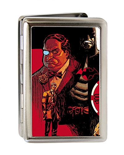 Buckle-Down Metal Wallet - Flashpoint Batman Issue #1 Cover Batman/james Accessory at Gotham City Store