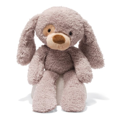 Fuzzy Teddy Bear (Gund Fuzzy Dog Stuffed Animal)