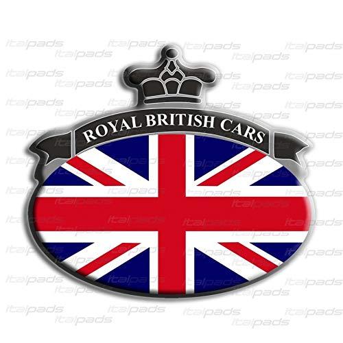 Scudetto Union Jack bandiera inglese, BG Italpads