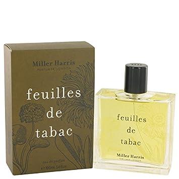FEUILLES DE TABAC by Miller Harris EAU DE PARFUM SPRAY 3.4 OZ