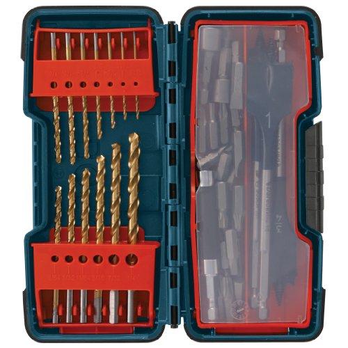 bosch 1 1 8 wood drill bits - 6