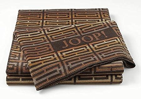 dauerhafte Modellierung suche nach dem besten neue Version Joop! Magic Trend Squares Cocoa Terracotta 150 x 200 CM ...