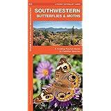 Southwestern Butterflies & Moths: A Folding Pocket Guide to Familiar Species (A Pocket Naturalist Guide)