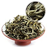Cheap GOARTEA 500g (17.6 Oz) Nonpareil Supreme Organic FuJian Jasmine Silver Buds Loose Mo Li Yin Hao Chinese GREEN TEA