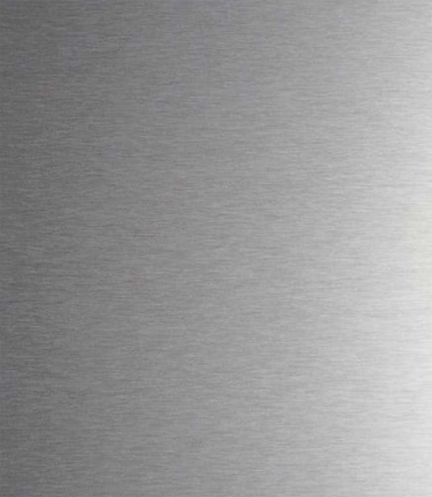 Crédence magnétique - Inox brossé 1 mm - 60 x 80 cm - Plakinox C600800BROSSE441-1-adh0-PL0-B0