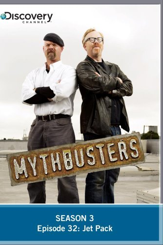 Mythbusters Season 3 - Episode 32: Jet Pack by Discovery Channel