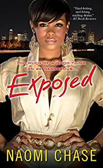 Exposed (Tamia Luke Book 1) by [Chase, Naomi]