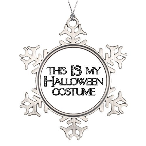 (Valerie Tree Branch Decoration Halloween Costume Christmas Snowflake Ornament)