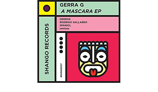 A Mascara (Rodrigo Gallardo Remix) by Rodrigo Gallardo Gerra G on Amazon Music - Amazon.com
