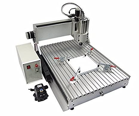 Gowe China Woodworking Machine Cnc Router Engraver With Limit Switch