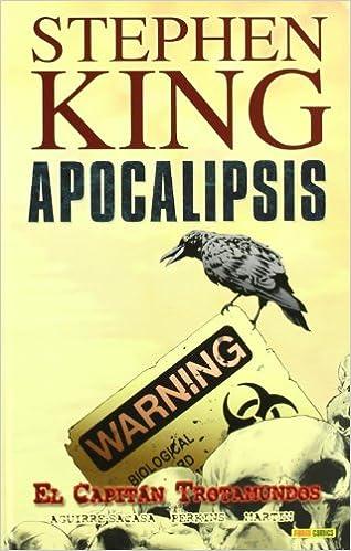 Apocalipsis 1 De Stephen King. El Capitán Trotamundos: Amazon.es ...