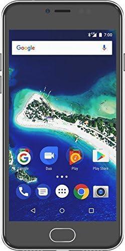 General Mobile gm 6 Android One Smartphone en el color space Grey ...