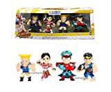 4'' METALS - STREET FIGHTER - SET OF 4 - 2017 ANIME EXPO EXCLUSIVE 4PCS 84464-W1 LIMITED EDITION DIECAST BY JADA
