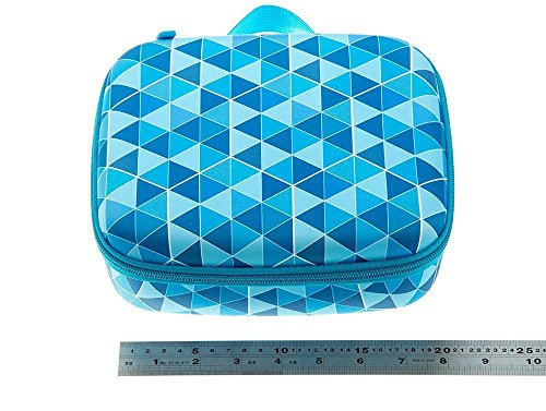 ZIPIT Colorz Lunch Box, Blue Photo #4