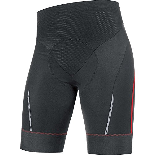 Gore Bike Wear Men's Oxygen 2.0 Short+ Tights, Black, Small