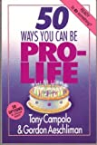 50 Ways You Can Be Prolific, Tony Campolo and Gordon Aeschliman, 0830813942