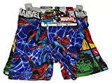Marvel Comics Spider-Man Avengers 2 Pack Boxer Briefs - X-Small