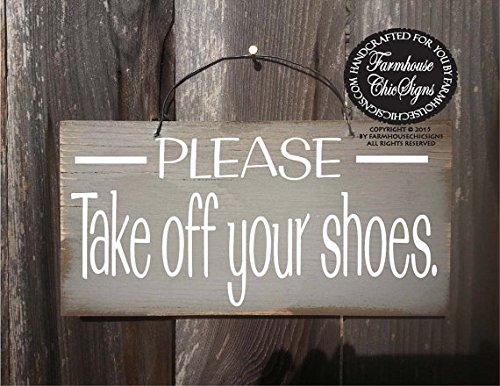 Amazon.com: Por favor, retira el cartel de tus zapatos, sin ...