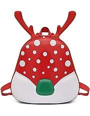 COAFIT Toddler Backpack Lovely Elk Lightweight All-Match Casual School Bag
