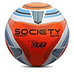 Bola Society Se7e Pro KO IX Penalty 69 cm Branco