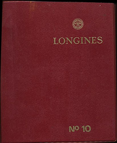 Longines Catalogue Of Spare Parts No 10 0  1969