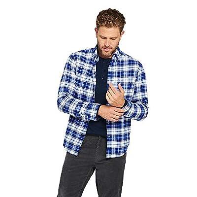 Lands' End Men's Traditional Fit Flagship Flannel Shirt