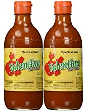 Valentina Salsa Picante Mexican Hot Sauce - 12.5 oz. (Pack of 2) by ValentinA