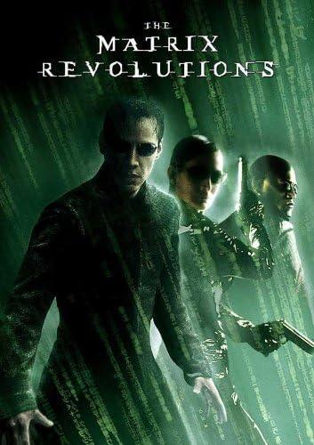 Amazon.com: Movie Posters The Matrix Revolutions - 11 x 17: Posters & Prints