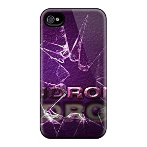 Forever Collectibles Android Hard Snap-on Iphone 4/4s Case