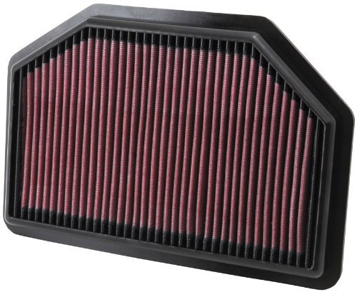 K&N 33-2481 High Performance Replacement Air Filter by K&N
