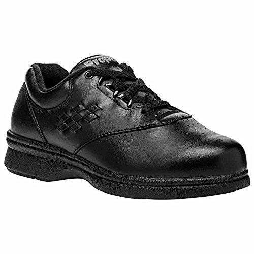 Propet Womens Vista Shoe & Oxy Cleaner Bundle Black 7VF3D