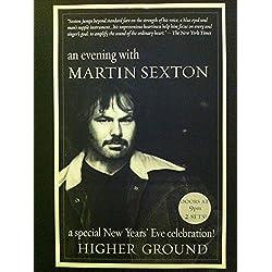 Martin Sexton New Years Eve Rare Higher Ground Burlington Vermont Concert Poster