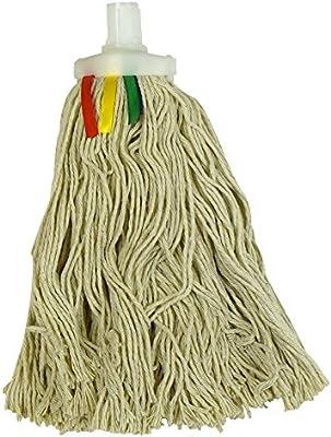 SYR 991984 AMZ Socket Fregona, algodón, 12) (Pack de 50): Amazon ...