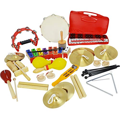 A-Star Keystage 2 Percussion Class Set by Astar (Image #1)