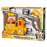 kids car wash set - Workman Power Tools Washer (packaging may vary)