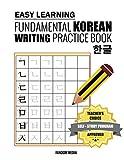 Easy Learning Fundamental Korean Writing Practice