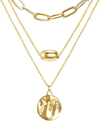 gift for women 14K gold plated Victoria gold dainty necklace gold chain women jewelry gold snake chain gift for her gold necklace